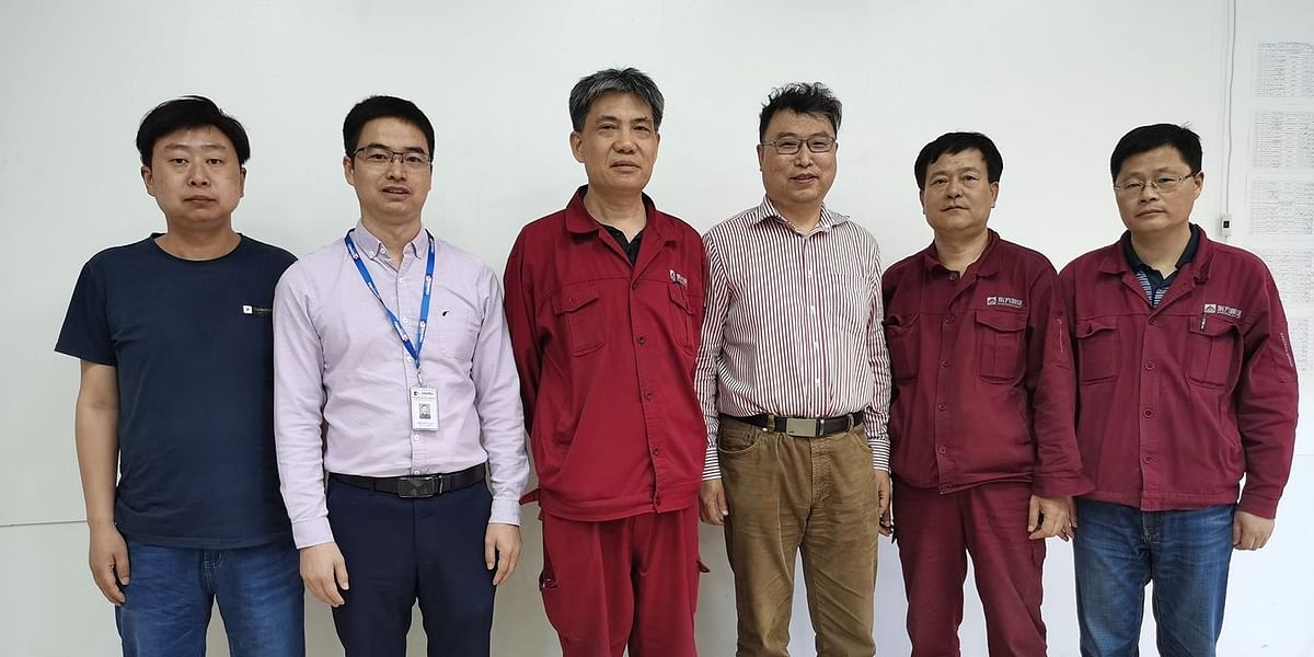 Danieli Cartridges for Rolling Mill of Changzhou Dongfang  Steel