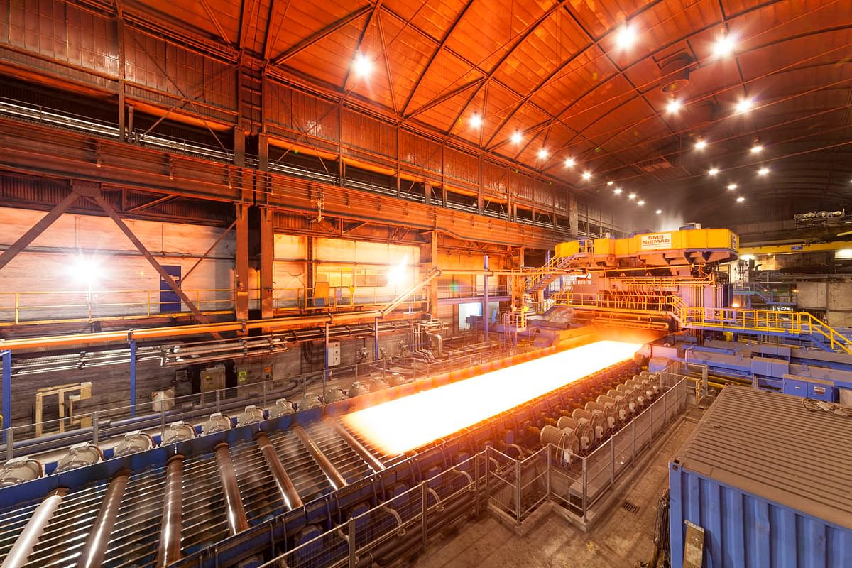 CSC to Invest in Plate Mill Modernization Project