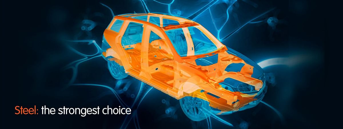 Ford Awarded for Advanced High Strength Steel Innovation