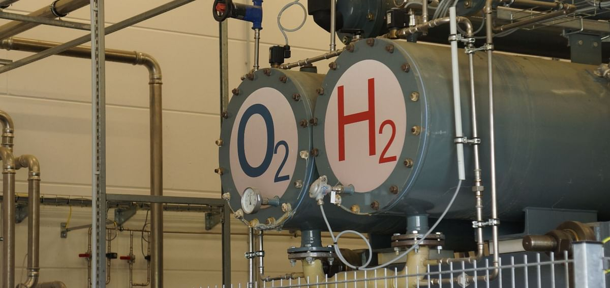 Germany Investing in Several Large Scale Hydrogen Projects