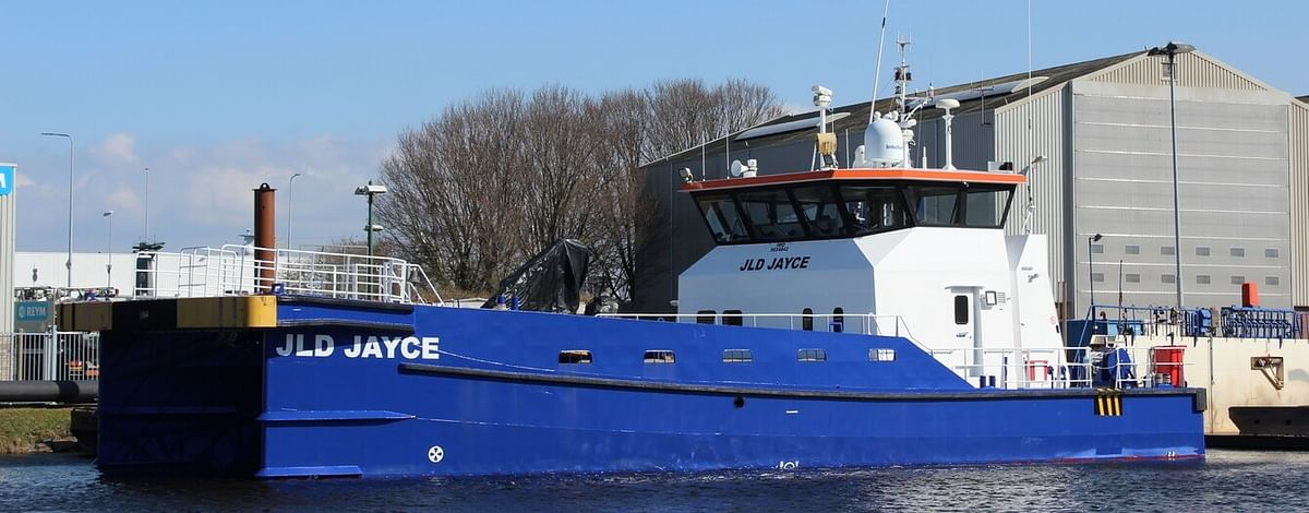 Atlantique Maritime Services Buys Damen Crew Transfer Vesssel