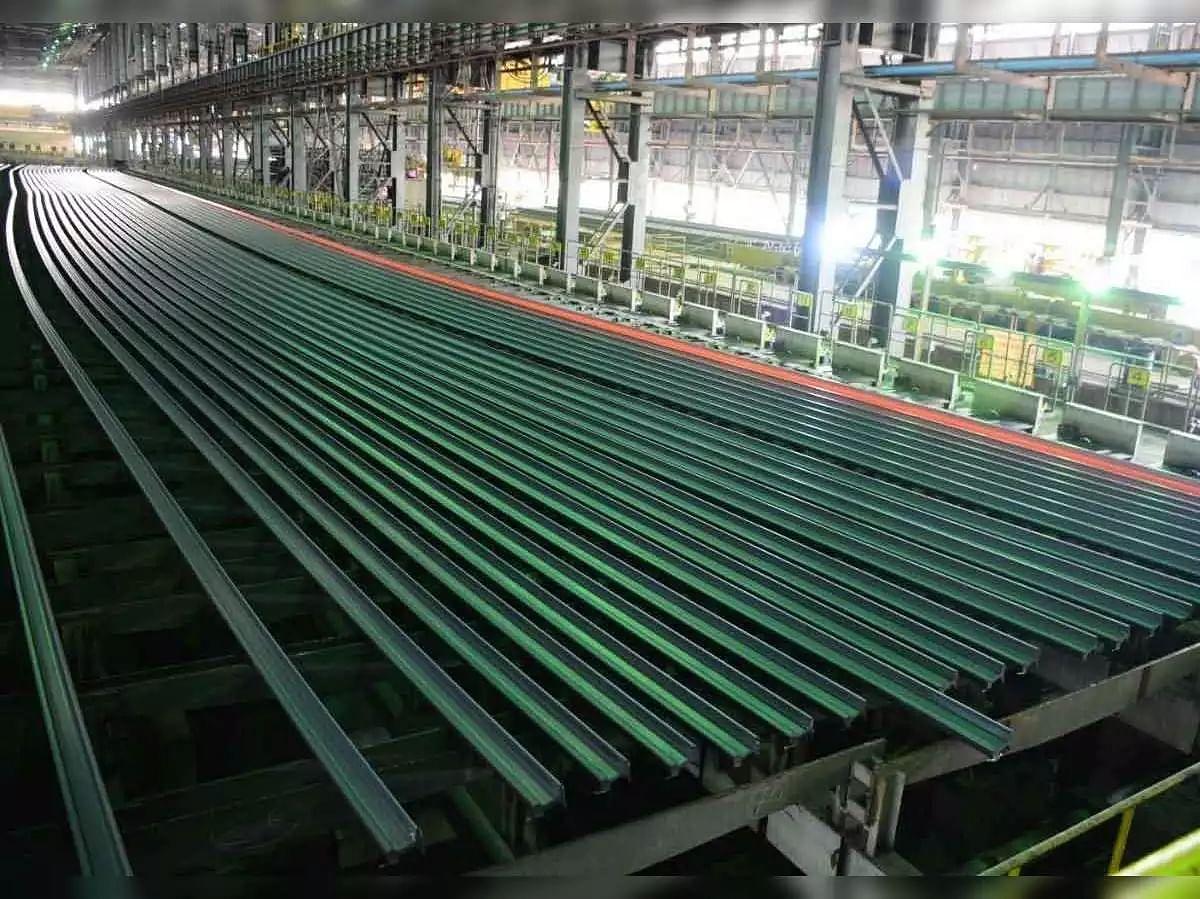 SAIL BSP Starts Producing Superior R260 Grade Rails