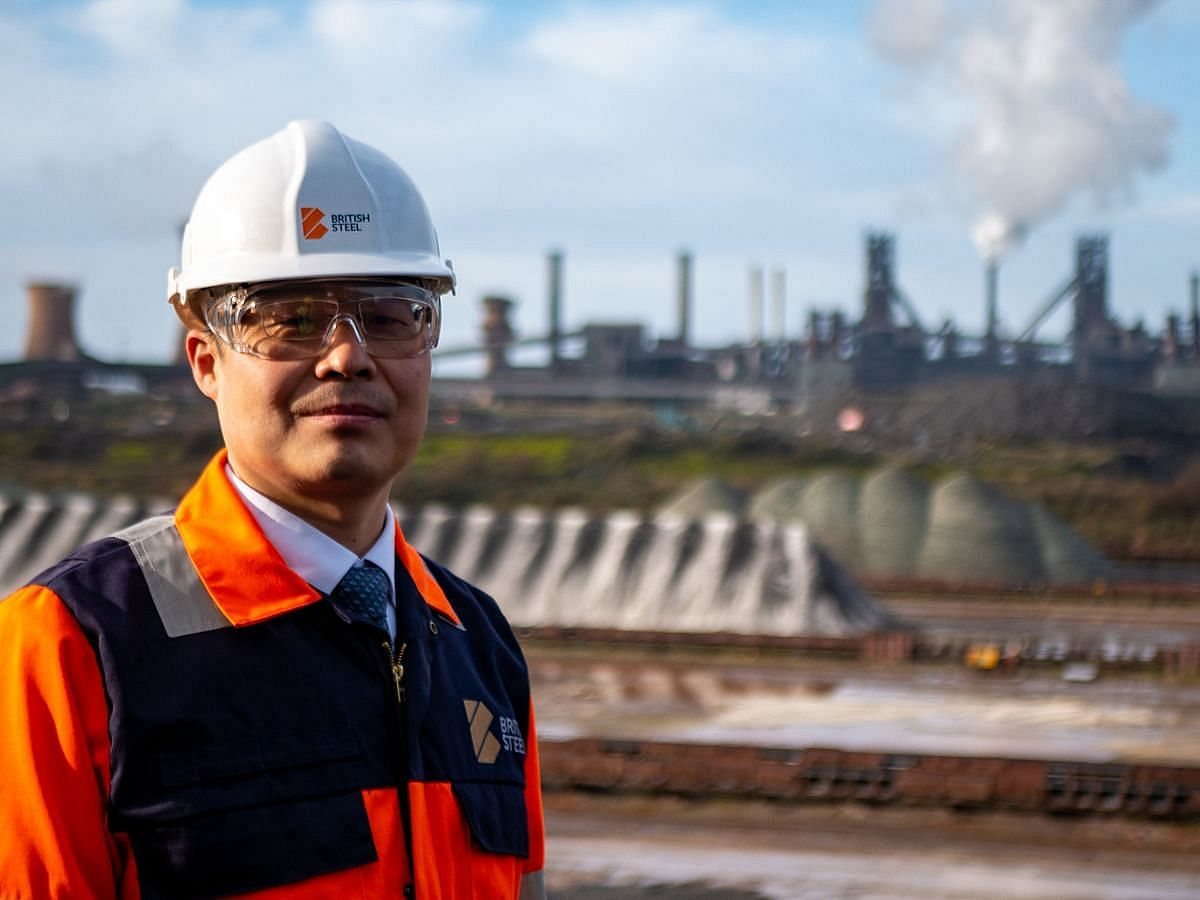 Chinese Jingye Group Shows Interest in Liberty Steel Assets in UK