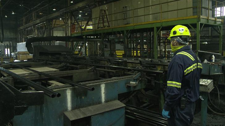 Zekelman to Invest at Wheatland Tube Plant in Warren