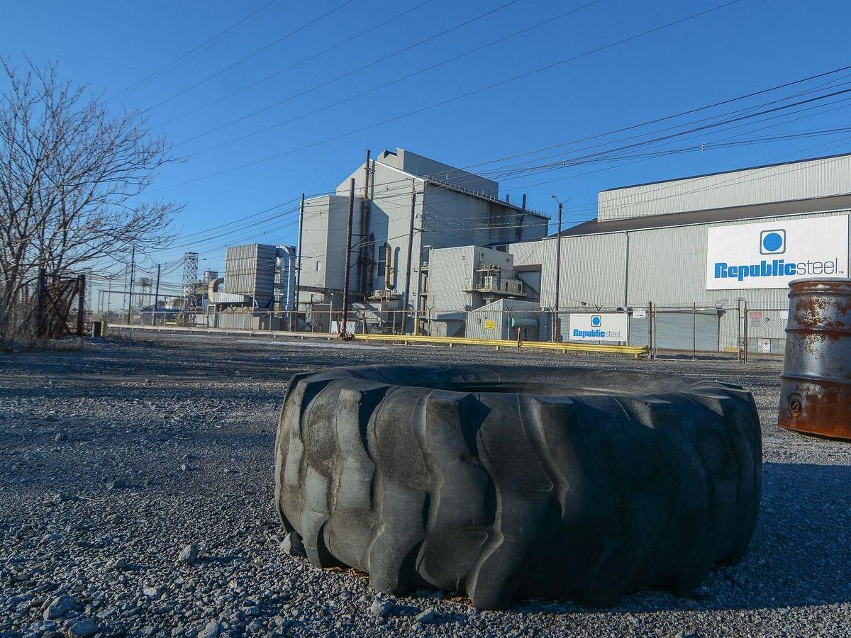 Republic Steel May Reopen Lorain Rolling Mill