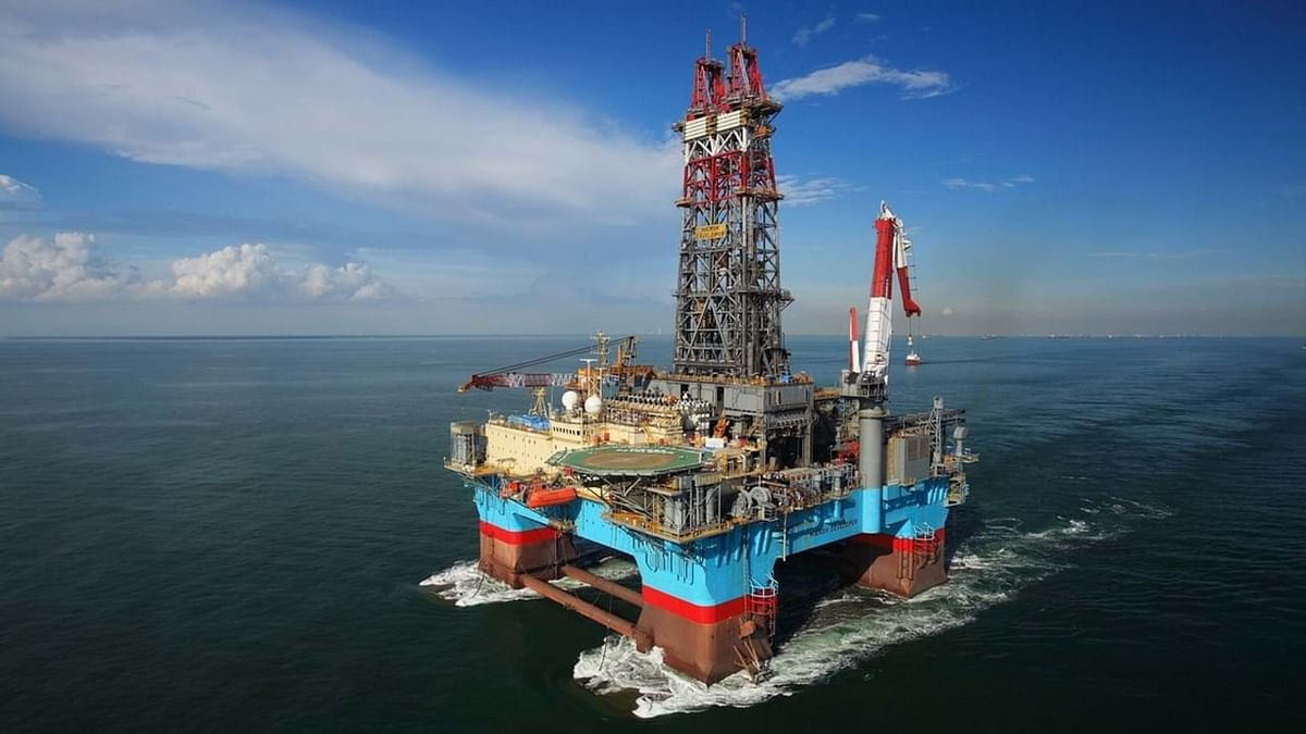 Maersk Drilling Bags 4 Well Contract for Mærsk Developer in Brazil