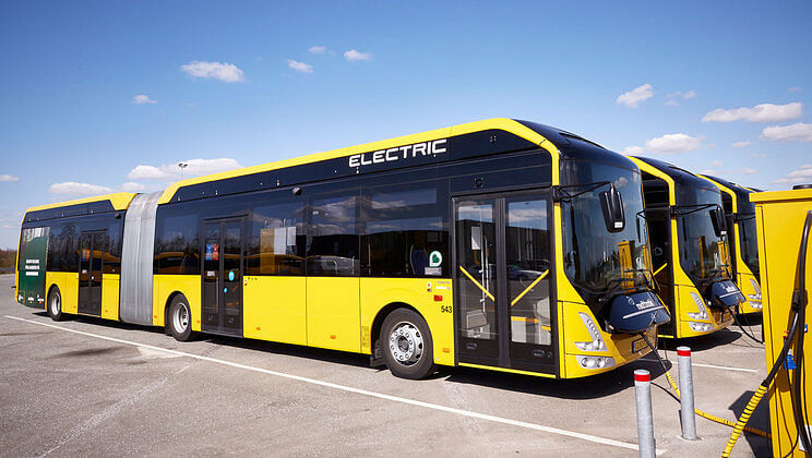 Aarhus Expands Electric Bus Fleet with 29 Volvo Buses