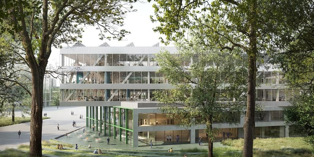 Partners Selected for Construction of New Building for VRT