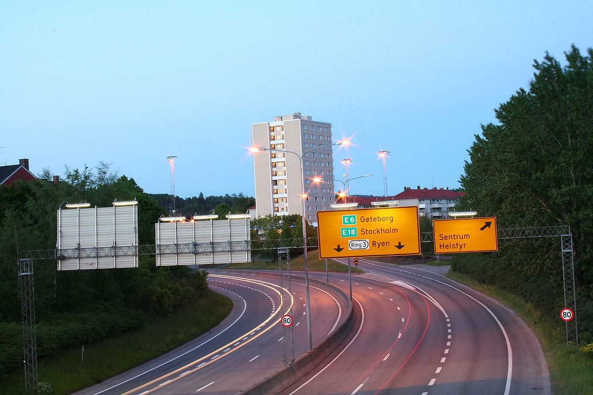 Skanska Completes Preparatory Work for Highway Outside Oslo