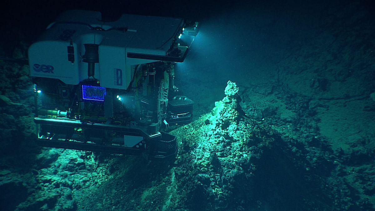 Ocean Scientists Warn against Deep Sea Mining