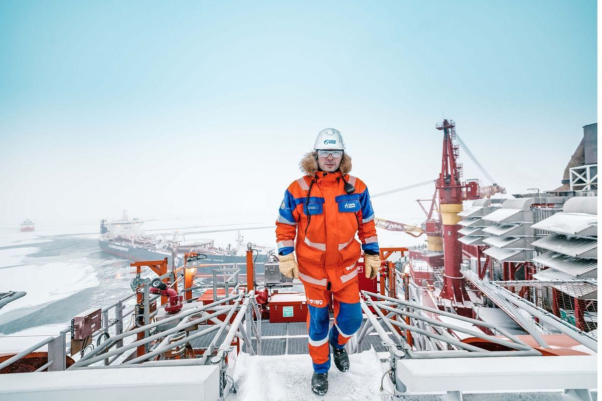 Gazprom Neft & Novatek Form JV for Offshore Operations in Arctic