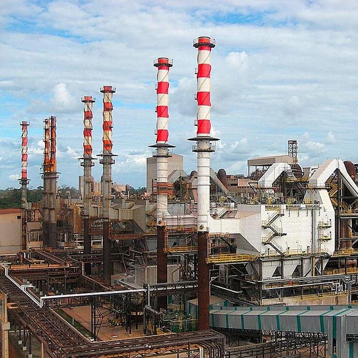 Metso Outotec Settler Washer Train Technology for Alumina Refinery