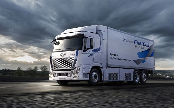 Hyundai Motor Upgrades XCIENT Fuel Cell Truck