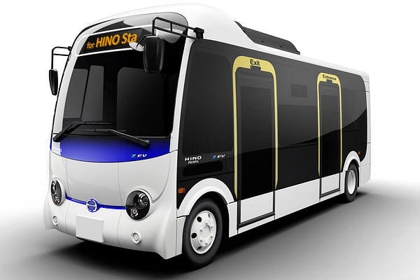 Hino to Introduce HINO Poncho Z EV Light-Duty EV Bus