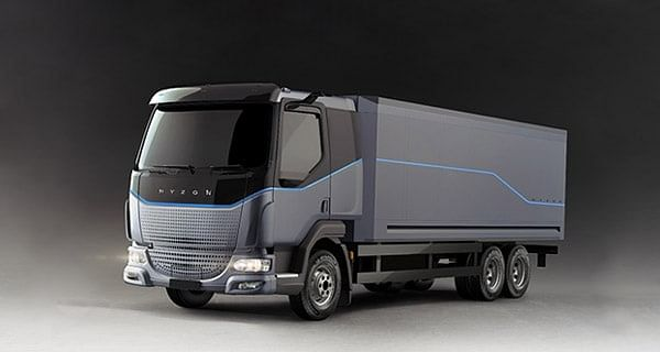 Hyzon to Suply 20 Fuel Cell Trucks to Dutch Transporters