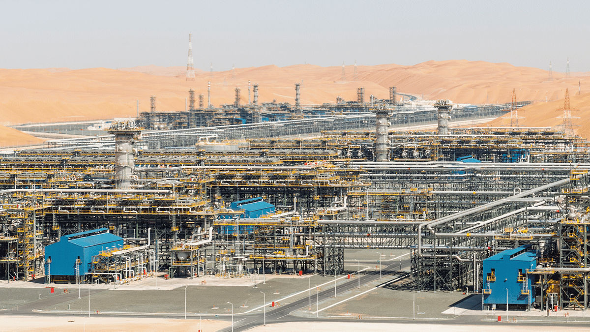 Saipem Bags Shah Gas Plant Contract from ADNOC