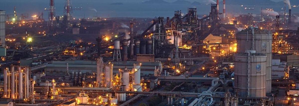 JFE Group Shares Environmental Vision for 2050