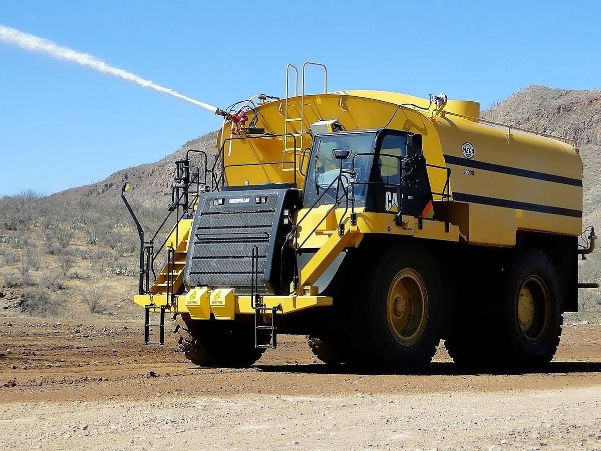 Rio Tinto to Deploy Autonomous Water Trucks at Gudai-Darri