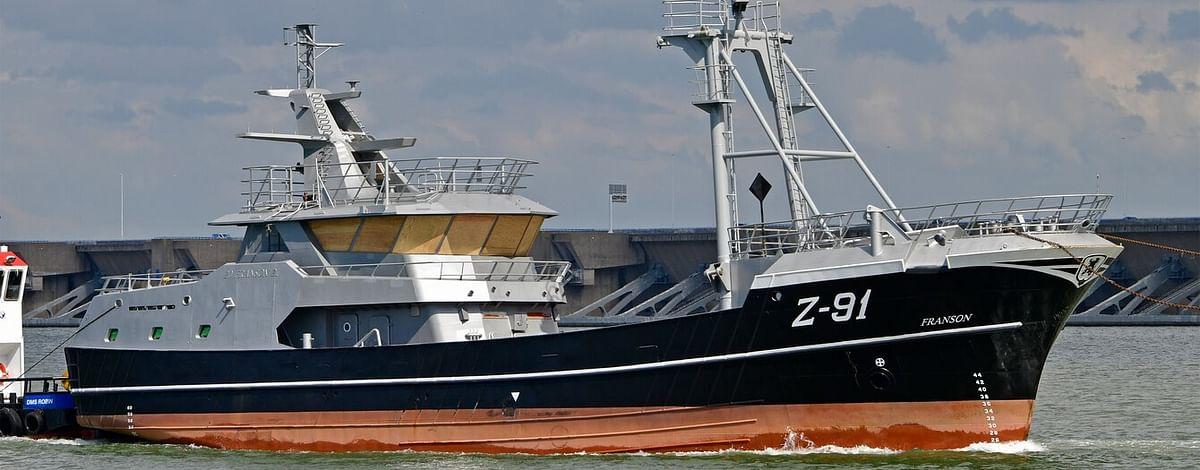 Damen Maaskant Update on Rederij Long Ships Trawler Construction