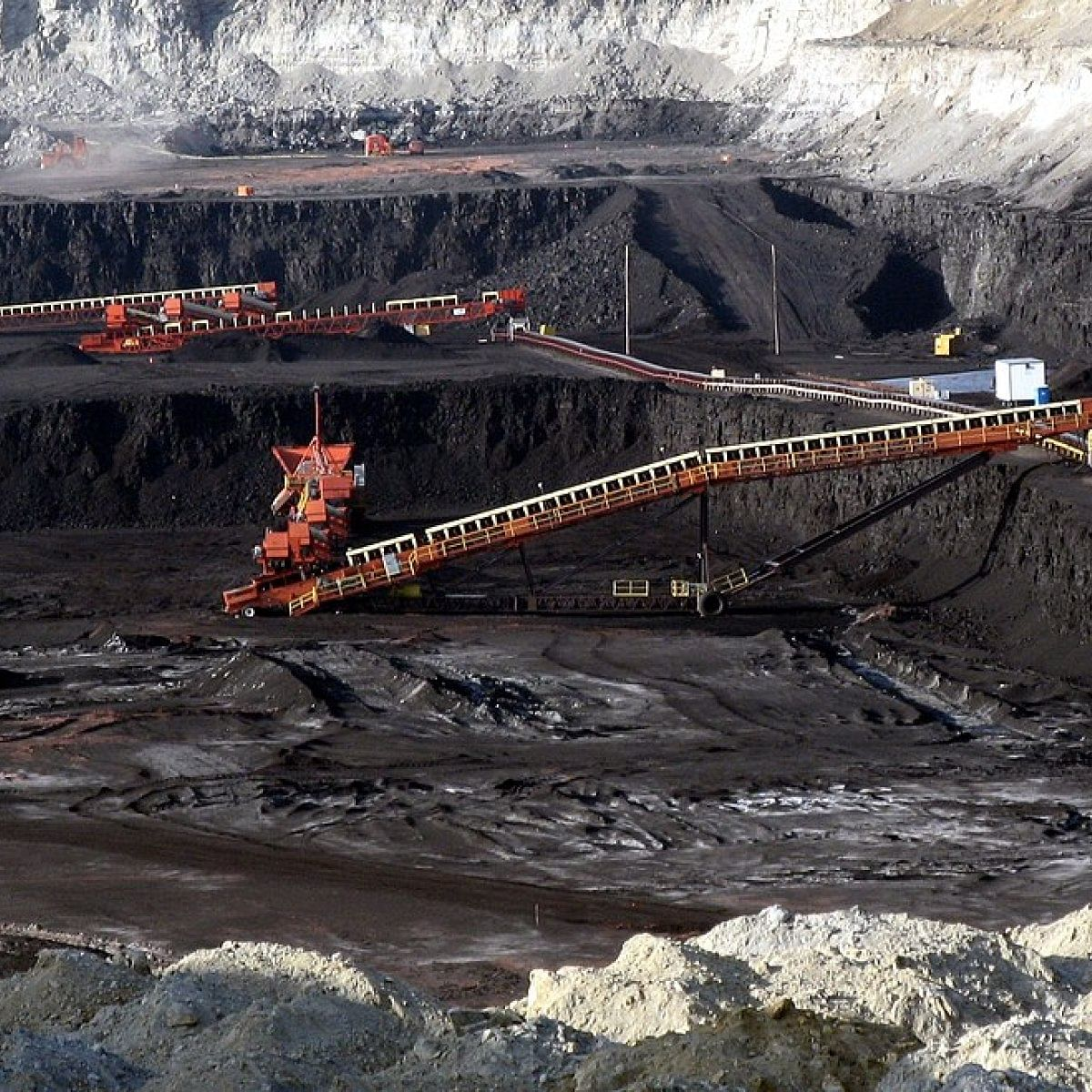 Coal Mine Auctions Timeline Extended