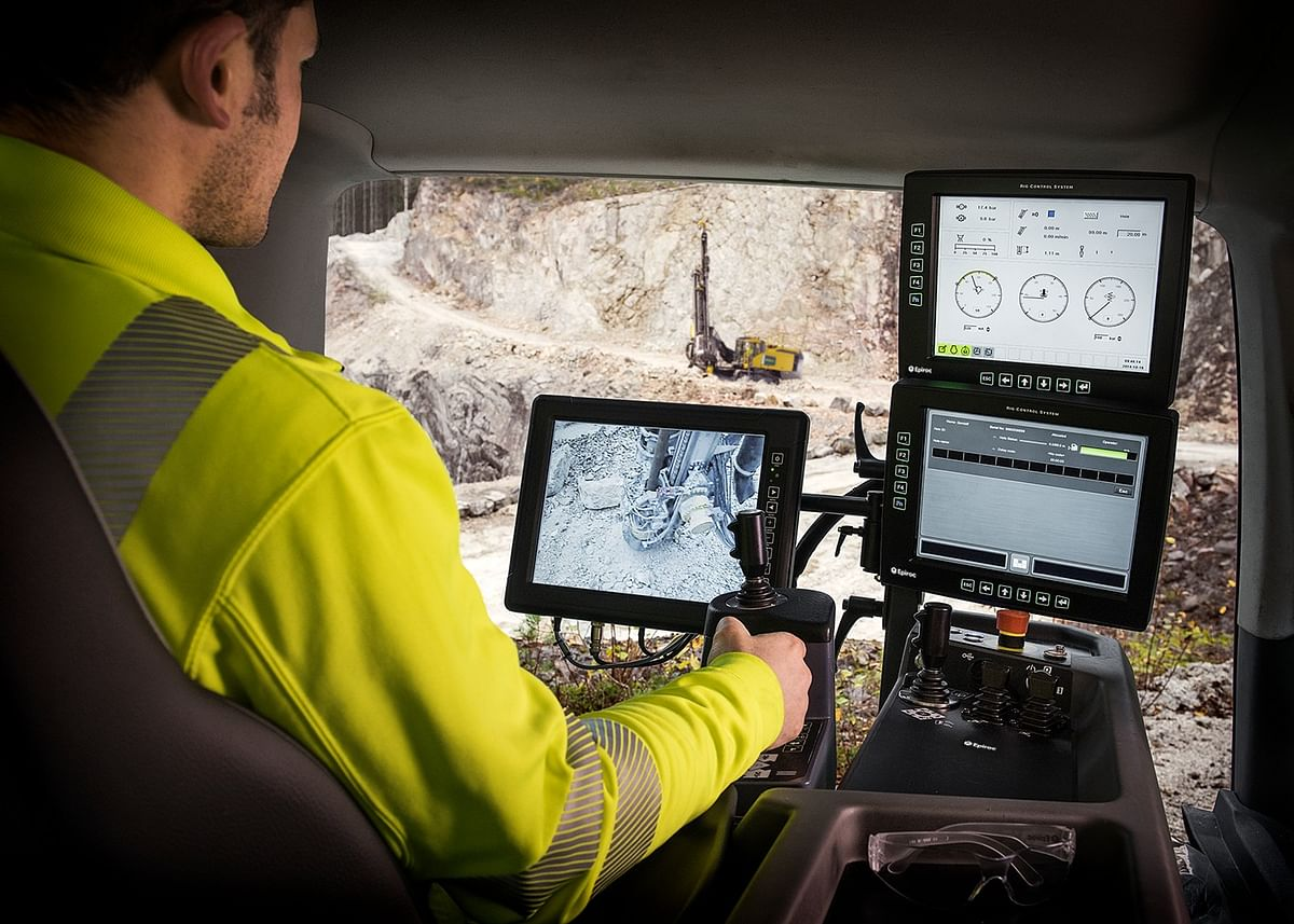 Epiroc Acquires Canadian Mine Connectivity Provider 3D-P