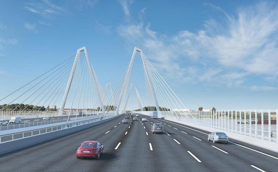 Eiffage Consortium to Build Bridge in Leverkusen in Germany