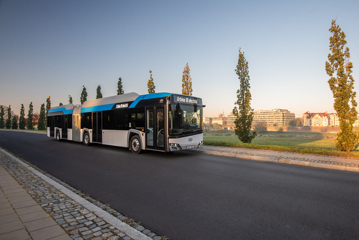 Lublin Based ZTM opts for Solaris E-Buses