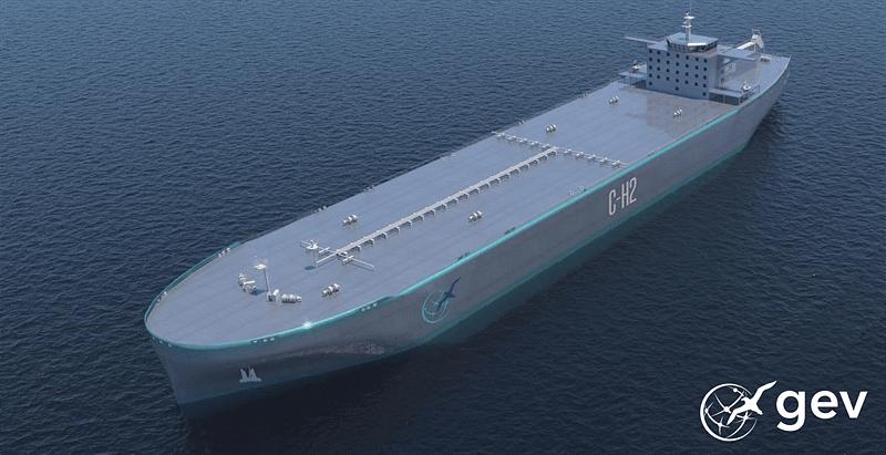 Wärtsilä & GEV to Develop on Propulsion for Hydrogen Vessel
