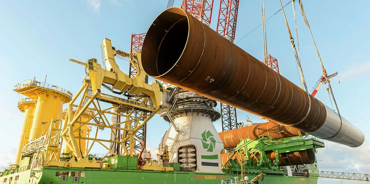 JFE to Build Monopile Capacity for Offshore Wind Power Generation