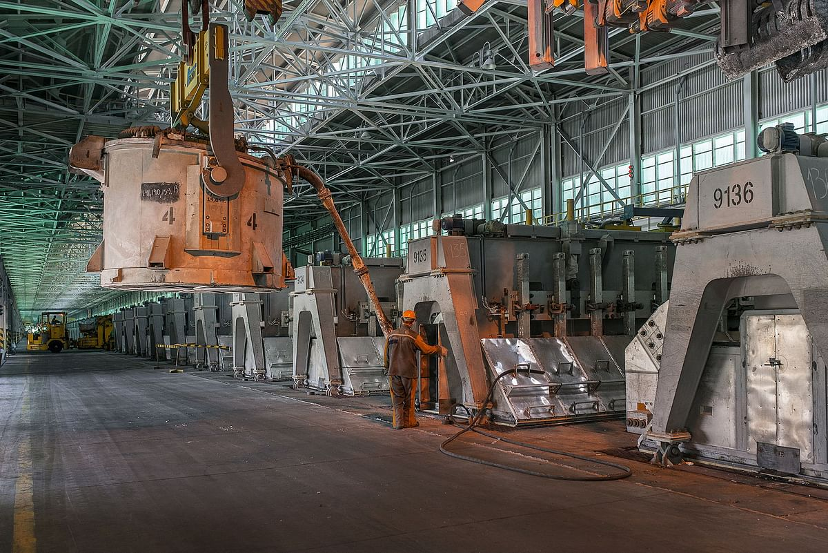 Mubadala Acquires Stake in Russian Aluminium Company En+