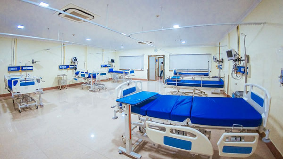 Tata Steel BSL 100 Bed Covid Hospital Opens in Near Odisha Plant
