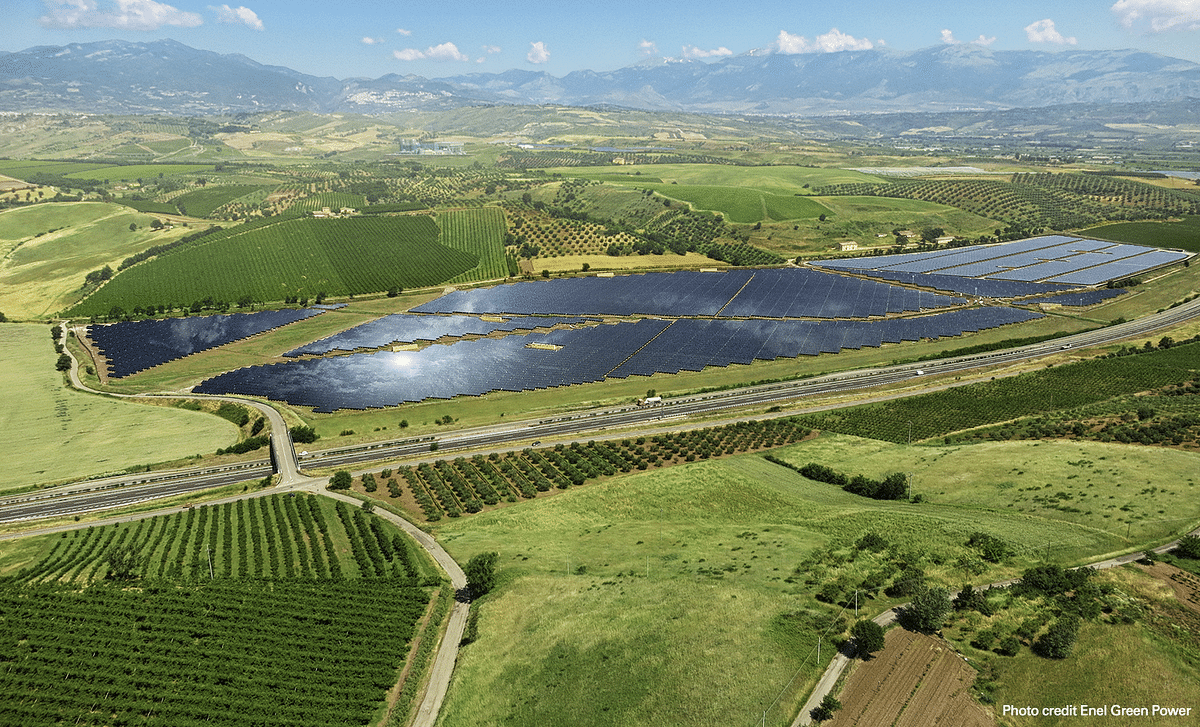 Enel & Enea Ink Pact for Innovative Agrivoltaic Pilot Plant