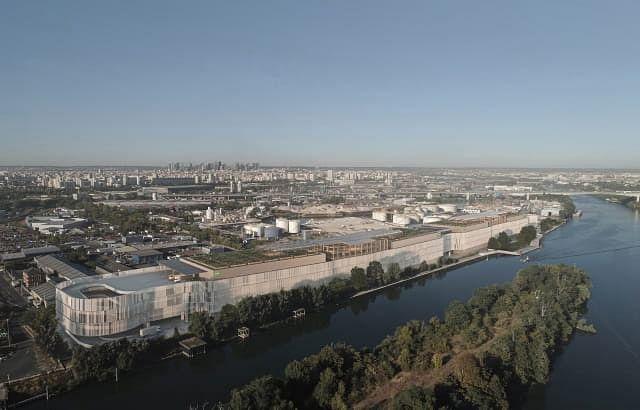 HAROPA PORT Appoints Goodman to Develop Port of Gennevilliers