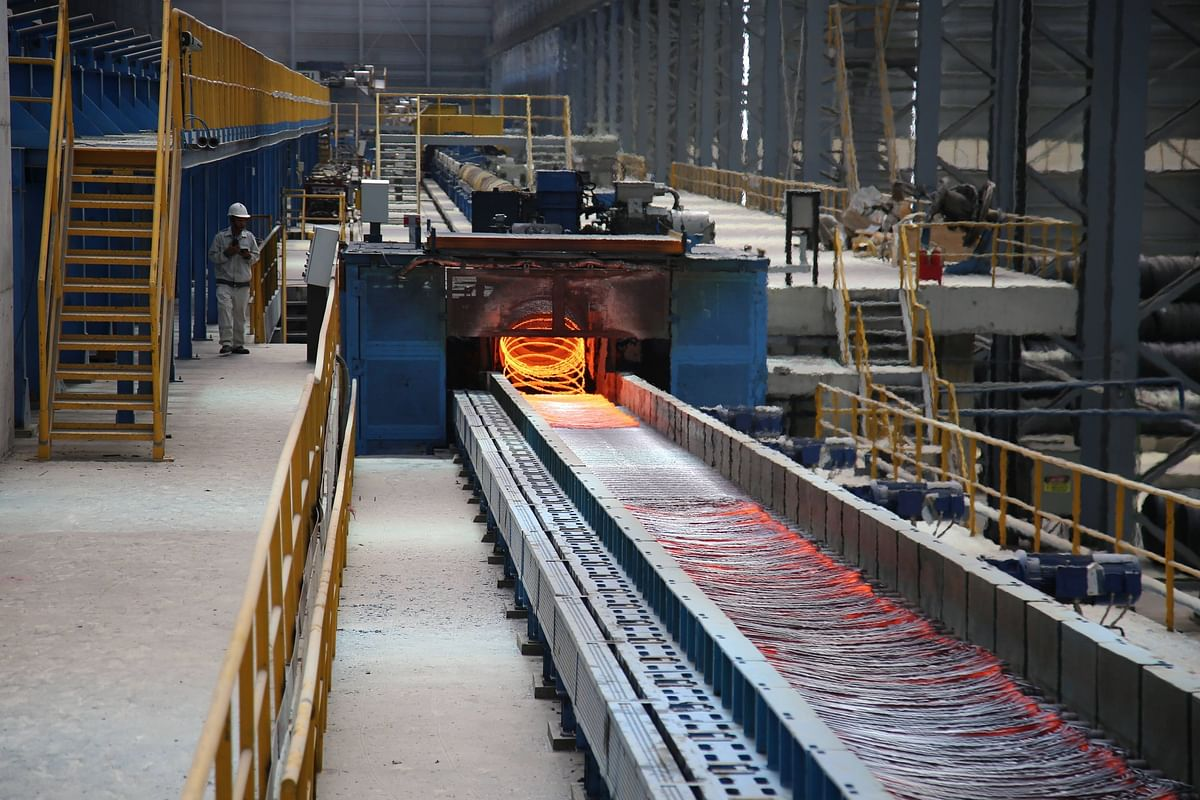 Hoa Phat Develops Wire Rods for Fastners