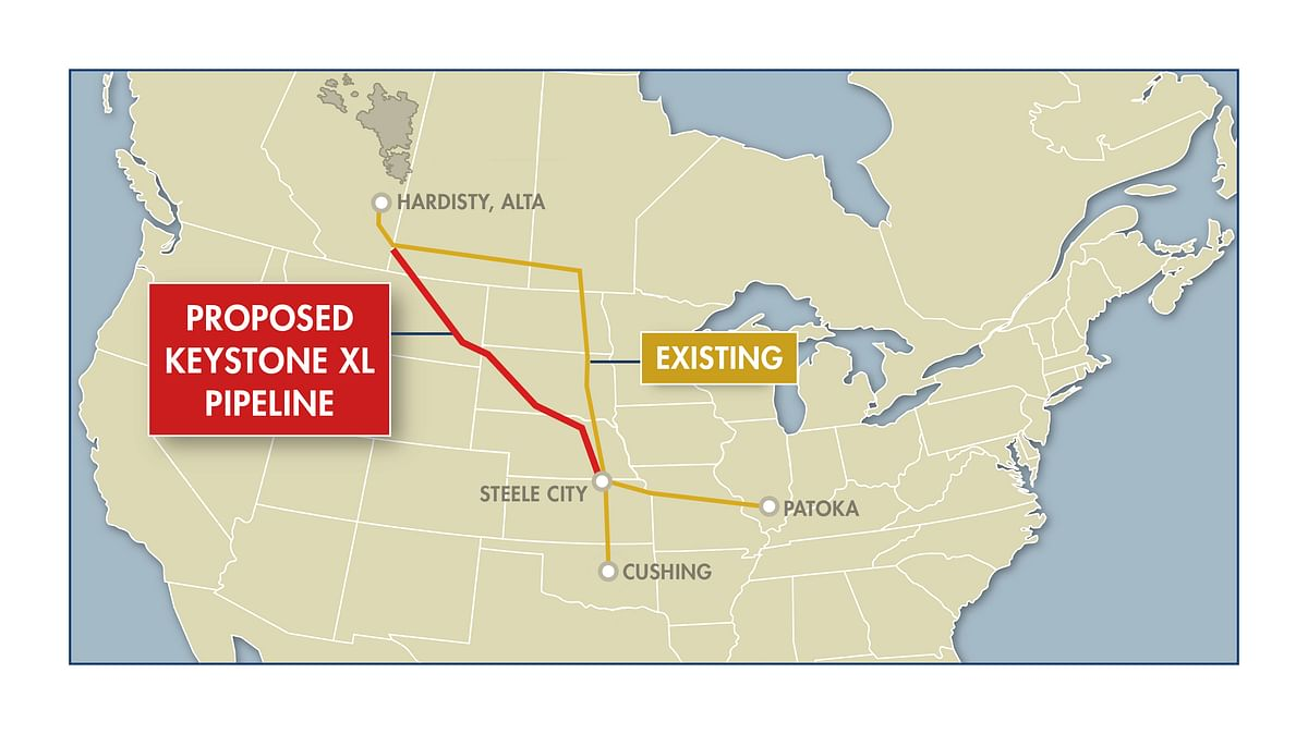TC Energy Confirms Termination of Keystone XL Pipeline Project
