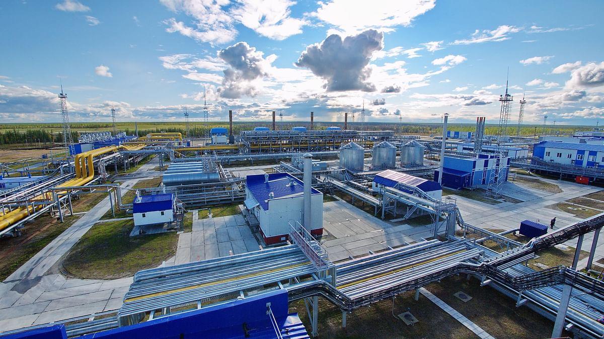 Gazprom & OMV Review Yuzhno-Russkoye Field Development