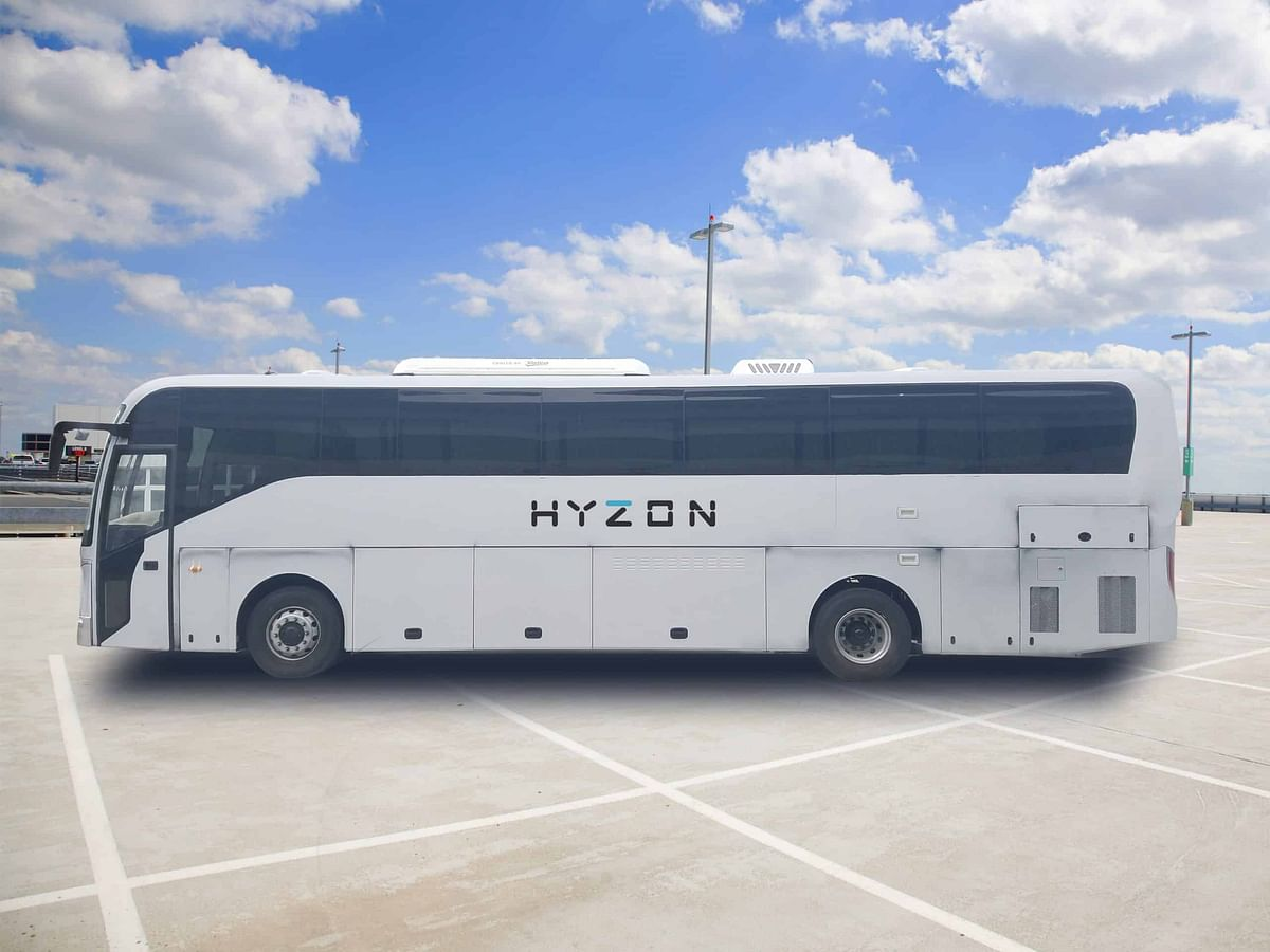 Hyzon Hydrogen Powered Coaches to Conquer at FMG Mining