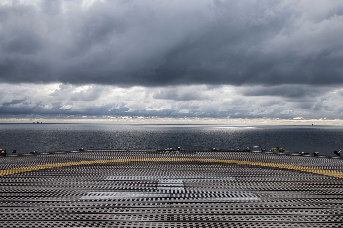 Equinor Energy Completes Well Drilling in Barents Sea