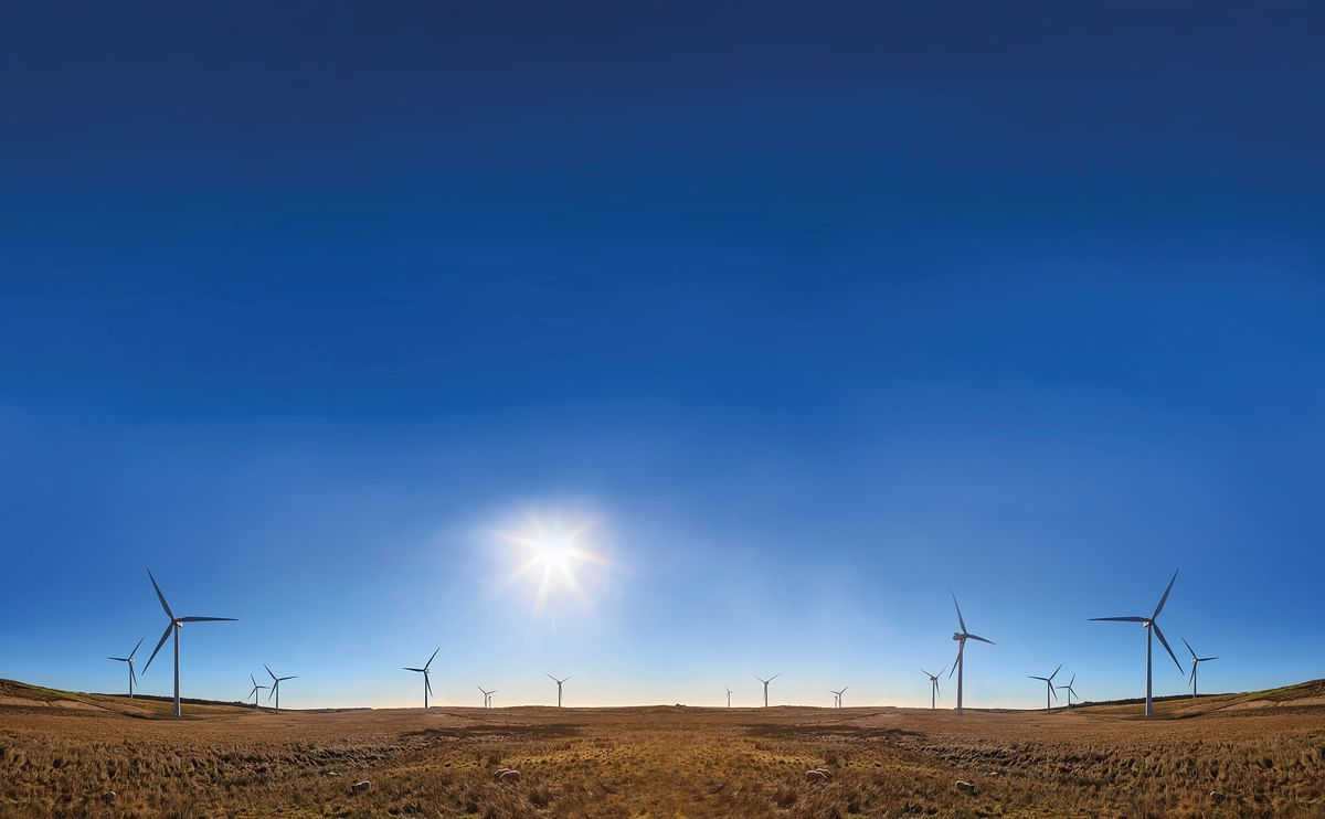 EDF Renewables Ireland Plans 100MW Wind Farm in Mayo