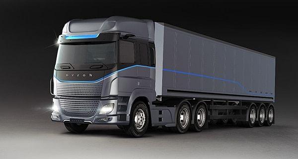 Hyzon Motors to Supply 70 Hydrogen Trucks to JuVe in Austria