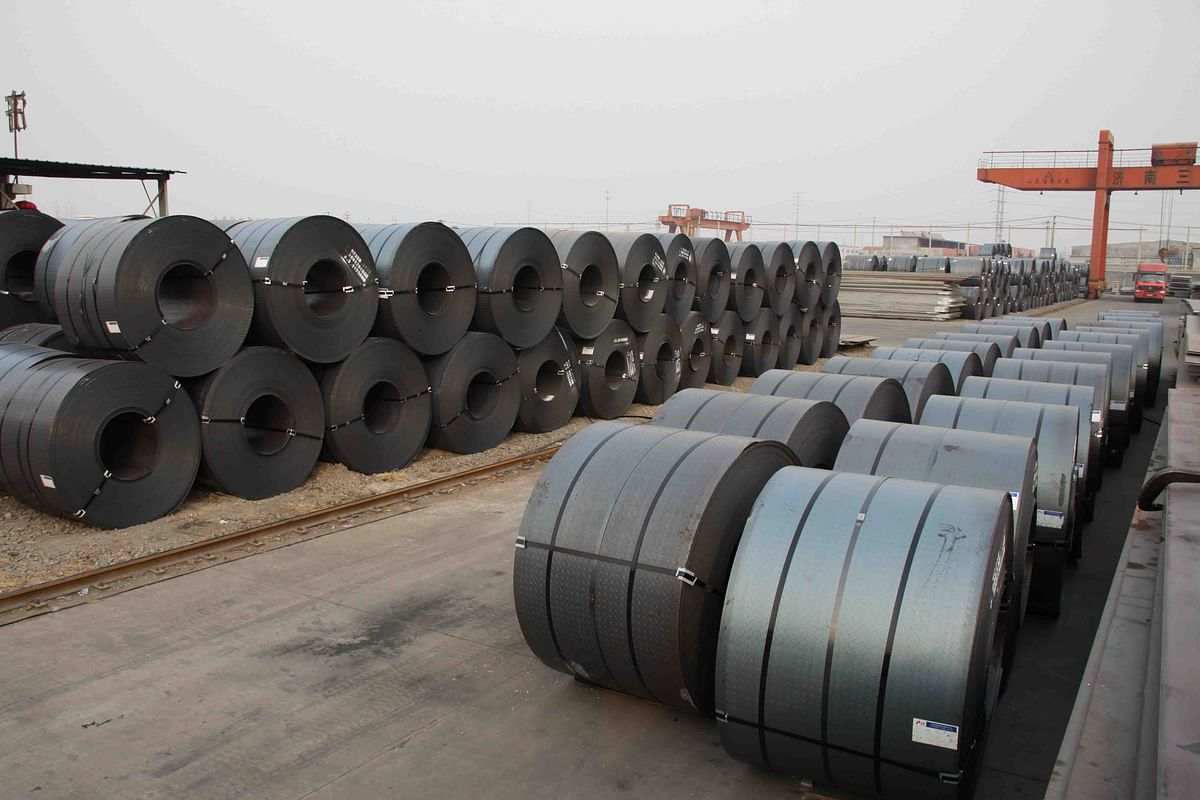 US Steel Imports in Jan-May 2021 up by 8% YoY