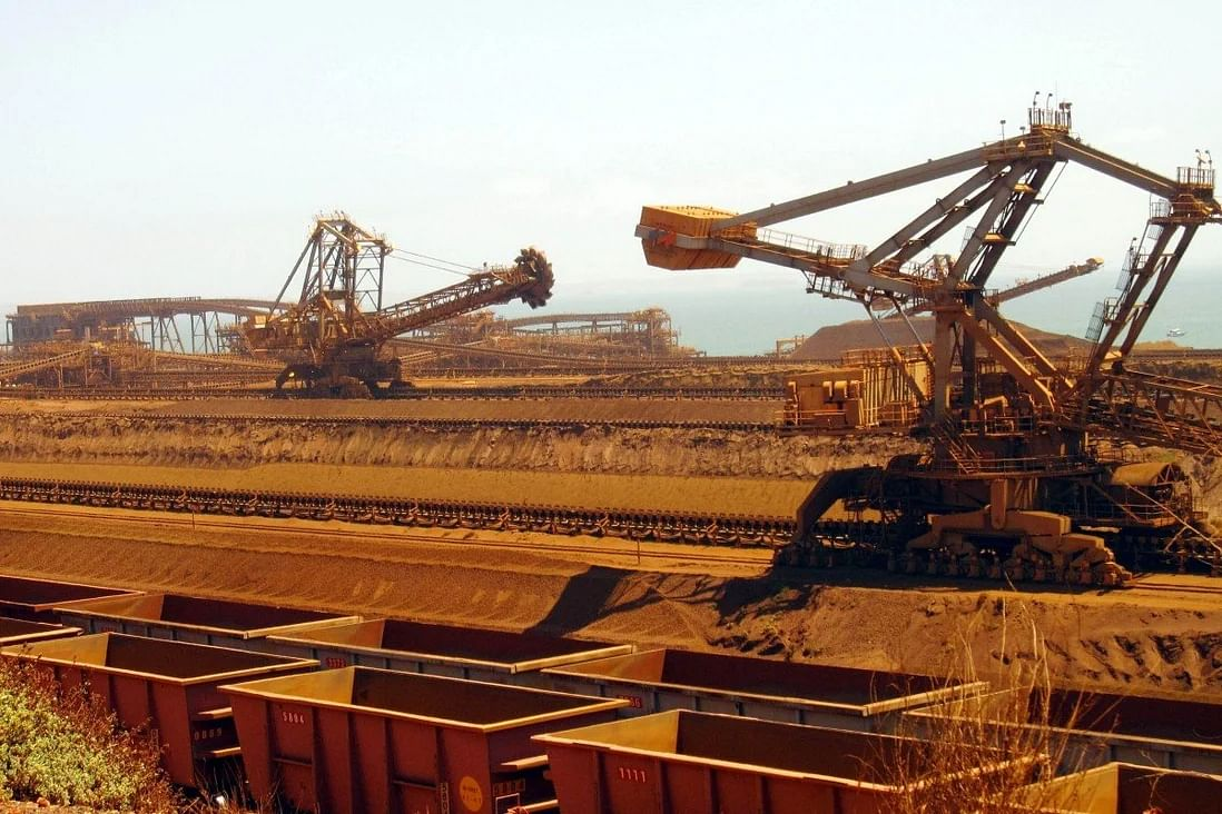 China Steps Up Campaign to Control Iron Ore Prices