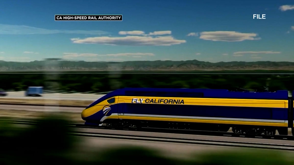Funding Restored for California High Speed Rail Project