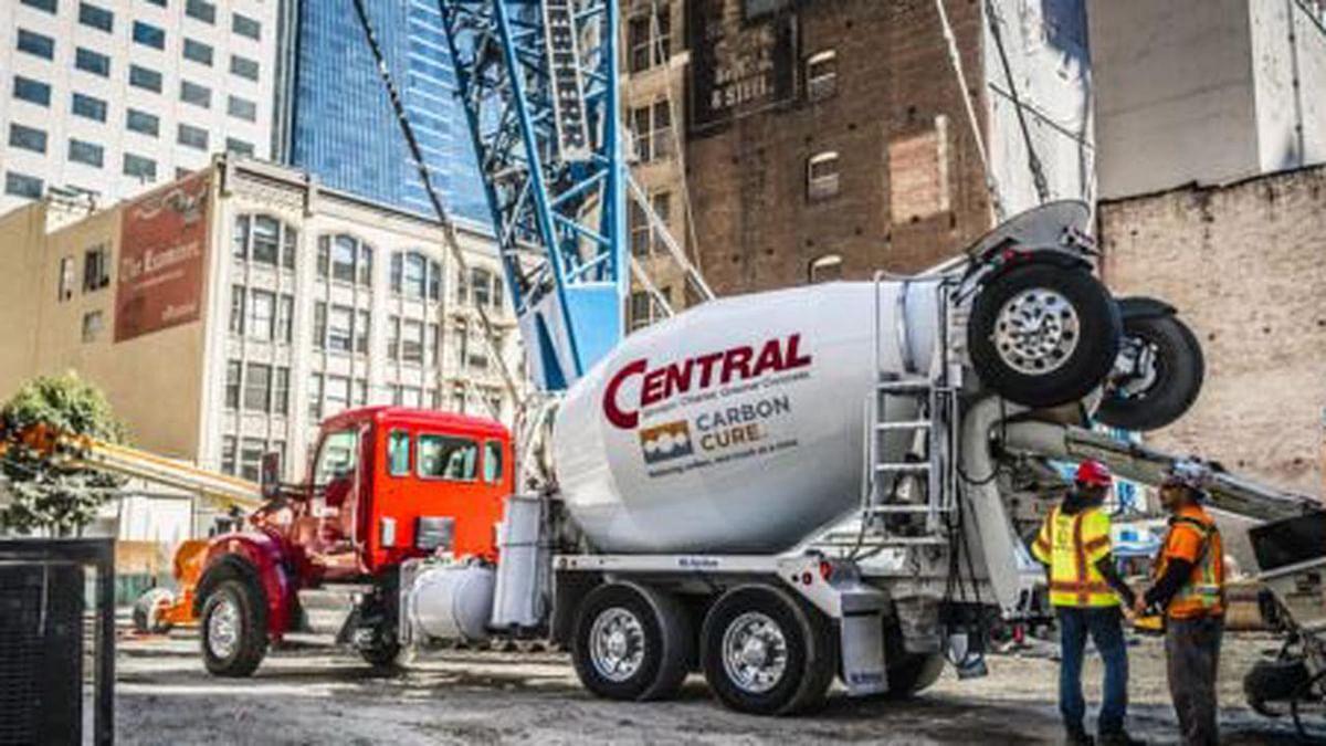 New York Passes Low Carbon Concrete Bill