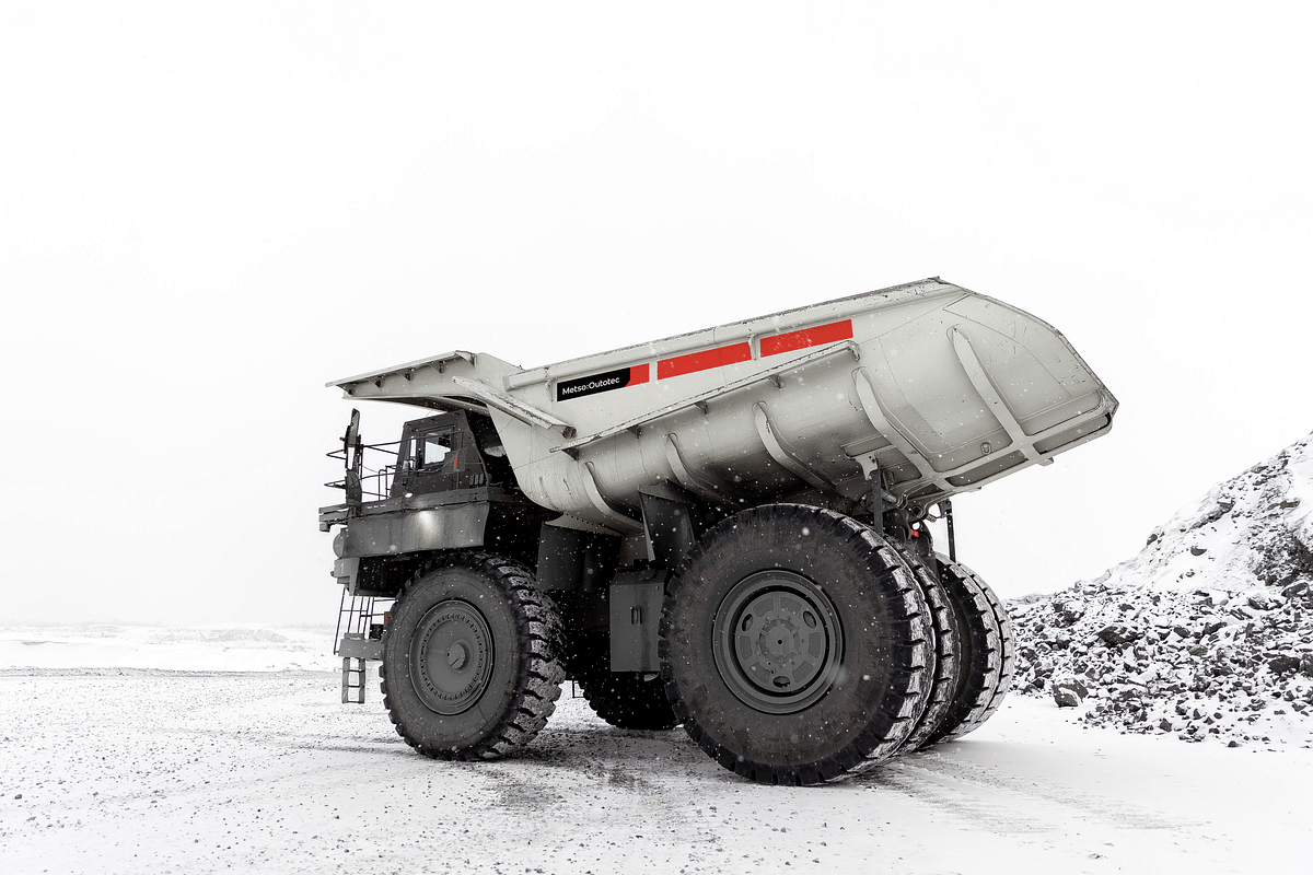 US Copper Miner Orders Metso Outotec Truck Body
