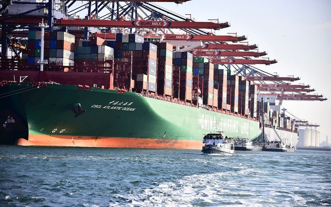 Seaports Join Forces to Cut Emissions from Berthed Vessels