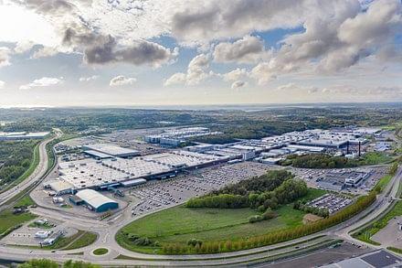 Volvo Cars Torslanda Becomes Climate Neutral Car Plant