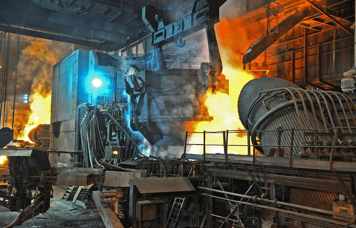 GFG Alliance Crisis Halts Trials  UK Steel Digitalization Project