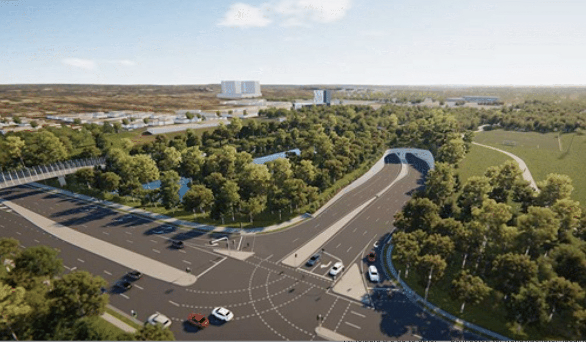 CIMIC's CPB & UGL JV Selected for M6 Motorway Stage 1