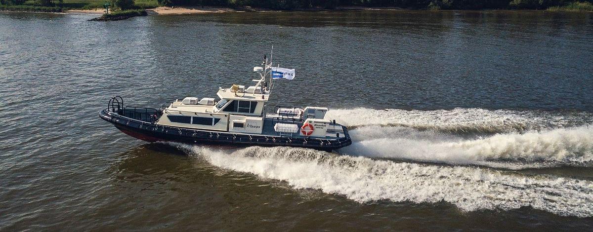 Damen Delivers FCS 1605 Pioneering Spirit to Allseas
